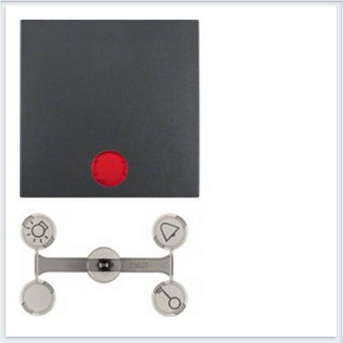 Розетки и выключатели Berker, Berker клавиши и механизмы S.1 B.3 B.7, B16211606