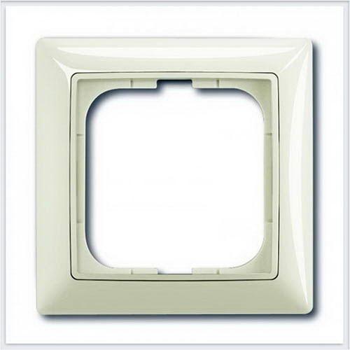 Розетки и выключатели ABB - Розетки и выключатели Basic 55 - ABB Basic 55 Шале белый - 1725-0-1511