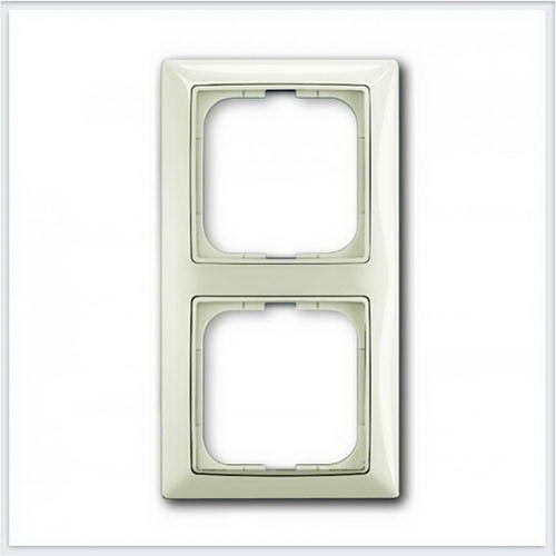 Розетки и выключатели ABB - Розетки и выключатели Basic 55 - ABB Basic 55 Шале белый - 1725-0-1512