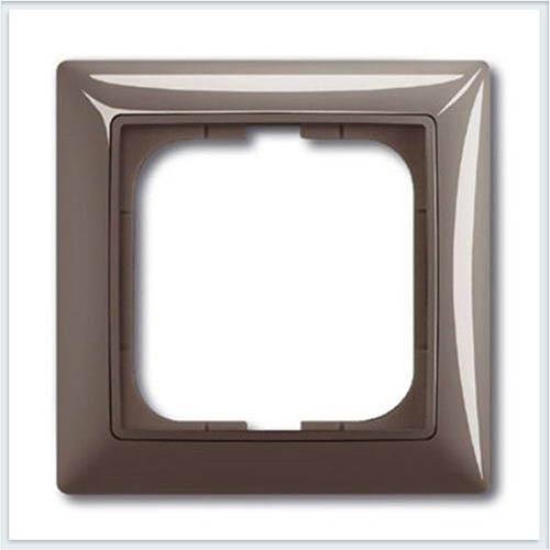 Энтре — серый Рамка 1-ая ABB Basic 55 1725-0-1531