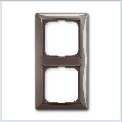 Энтре — серый Рамка 2-ая ABB Basic 55 1725-0-1532