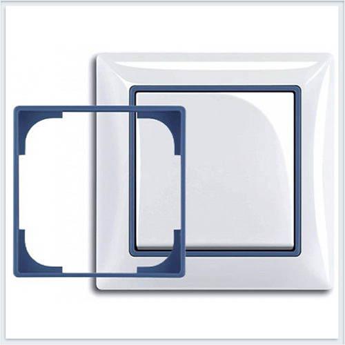 Синий - аттика Вставка декоративная в рамку ABB Basic 55 1726-0-0222
