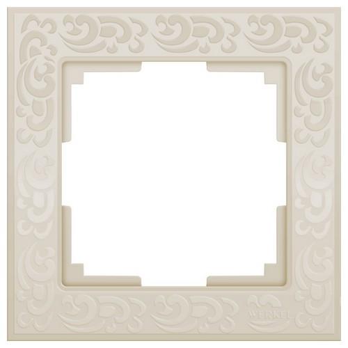 Werkel WL05-Frame-01-ivory Рамка на 1 пост слоновая кость