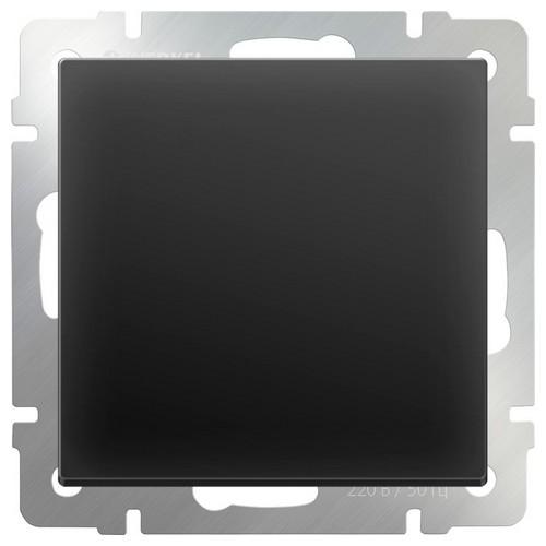 Werkel WL08-70-11 Заглушка черный матовый