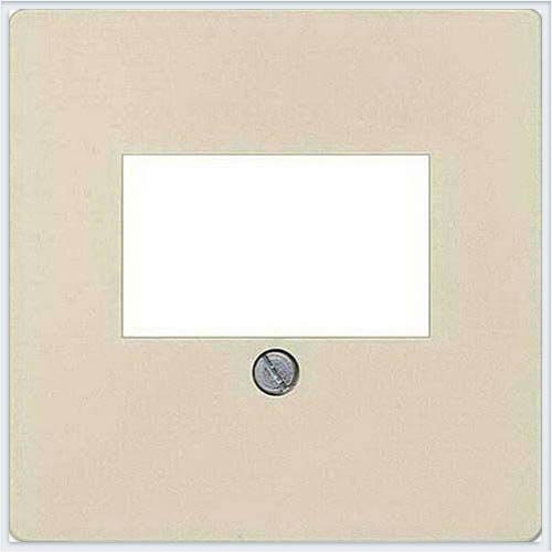 Siemens i-system Накладка для розетки ТАЕ и аудио электробелый - 5TG25932