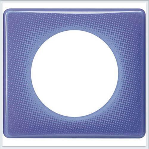 Рамка 1-ая Муар лиловый Legrand Celiane 66661