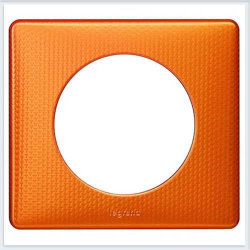 Рамка 1-ая Оранж пунктум Legrand Celiane 68761