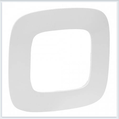 Valena Allure Рамка 1-ая Белая 754301