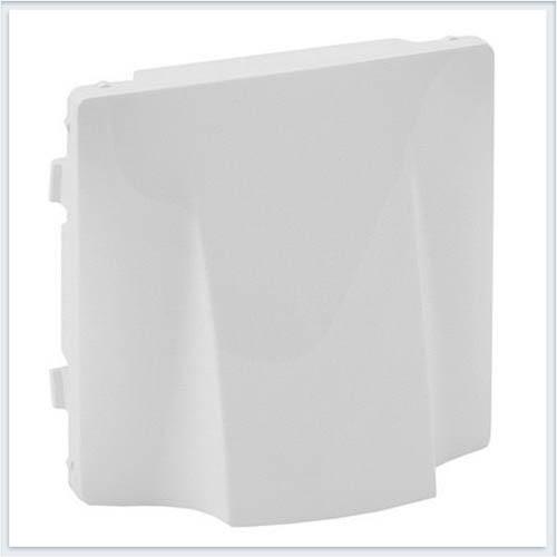 Накладка для вывода кабеля Белая Valena Life 754730