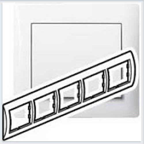 Рамка 5-я горизонтальная Legrand Galea Life Белый 771005