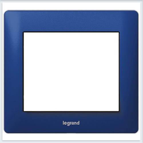 Синий Металл/Magic Blue Рамка 1-я Legrand Galea Life  771911