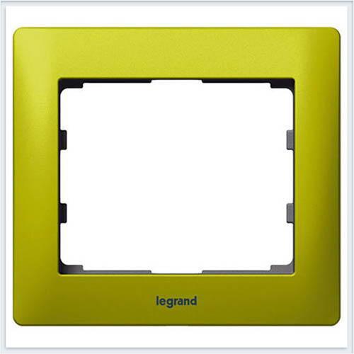 Зеленый Металл/Magic Green Рамка 1-я Legrand Galea Life  771921