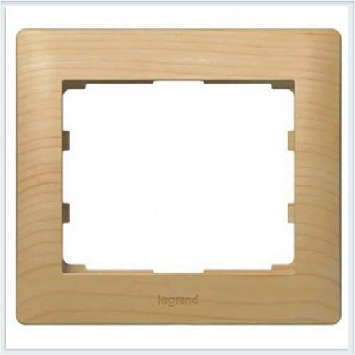 Клен/Maple Рамка 1-я Legrand Galea Life  771961