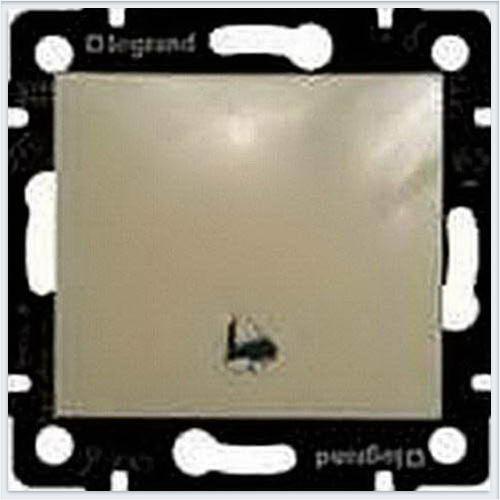 Кнопка с пиктограммой звонка Слоновая кость   Legrand Valena 774116