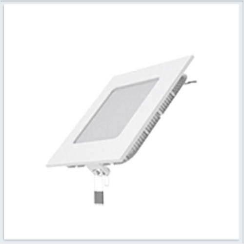Светодиодный встраиваемый светильник Gauss ультратонкий квадратный IP20 6W 4100K