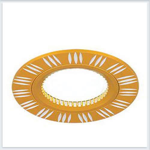 Точечный Светильник для натяжных - подвесных и реечных потолков круглый Gauss Aluminium - AL017