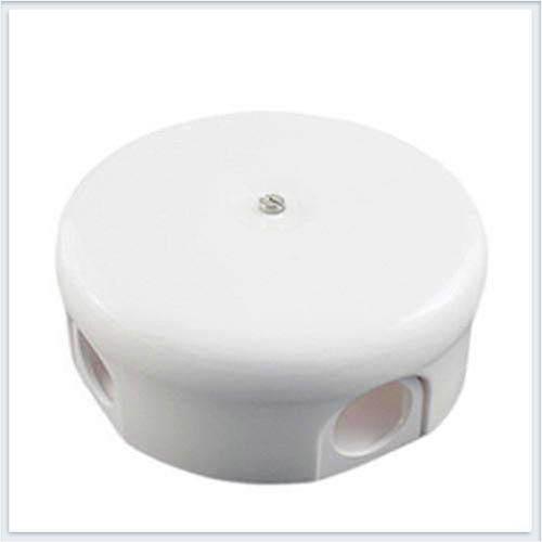 Bironi распределительная коробка фарфор белый 78мм. B1-521-01