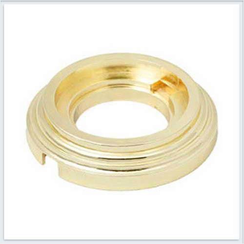 Bironi Рамка 1 постовая золото BF1-610-31