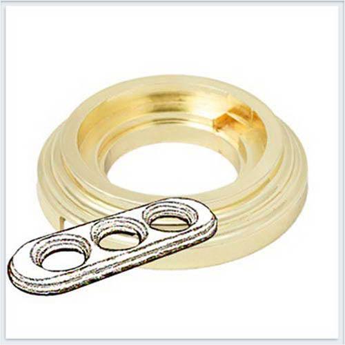 Bironi Рамка 3-х постовая золото BF1-630-31