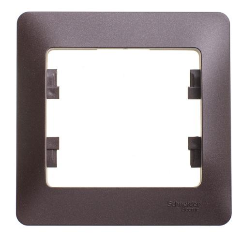 Рамка 1-я Glossa Шоколад GSL000801