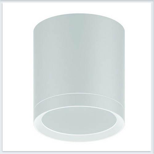 Светильник накладной с рассеивателем HD022 6W белый