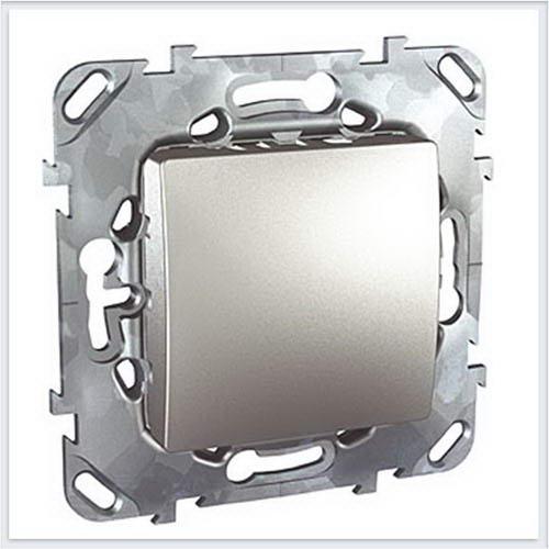 Unica Top Алюминий Заглушка 45х45 - MGU5.866.30ZD