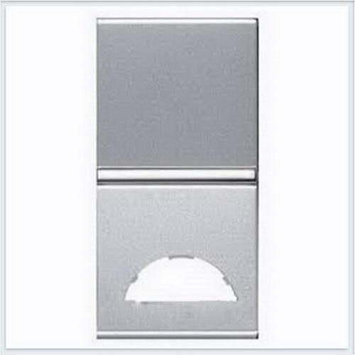 Розетки и выключатели - ABB Niessen Zenit - Niessen Zenit серебро - N2101.9 PL