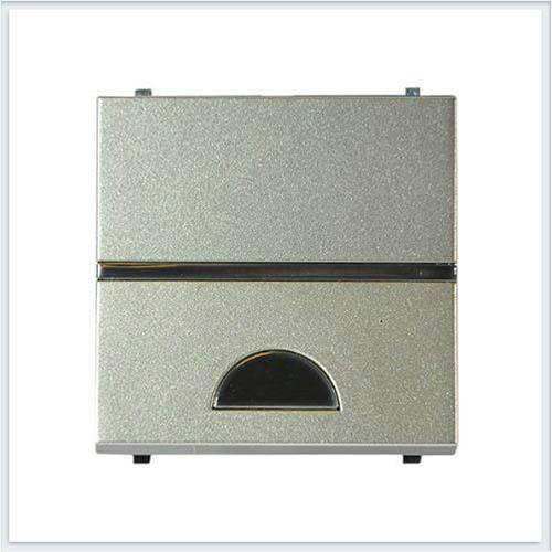 Розетки и выключатели ABB - Niessen Zenit шампань - N2201.9 CV
