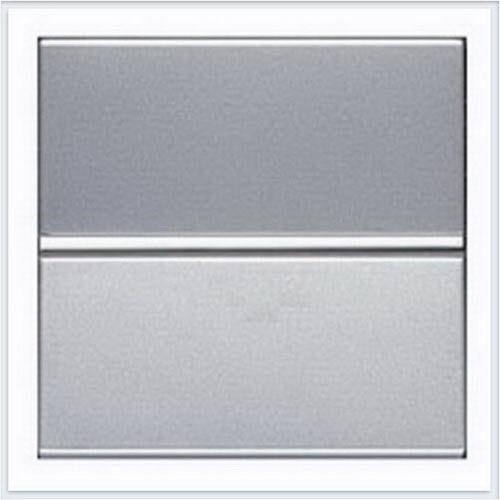 Розетки и выключатели - ABB Niessen Zenit - Niessen Zenit серебро - N2201 PL