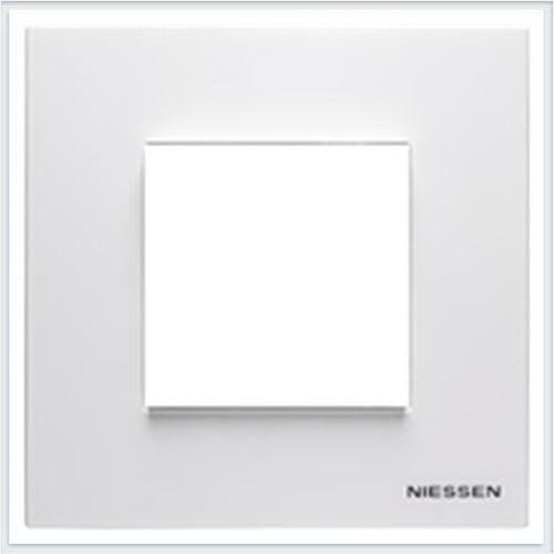 ABB Niessen Zenit - Niessen Zenit рамки - Рамки zenit белые - N2271 BL