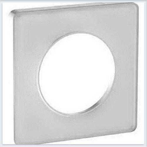 Рамка 1-я Прозрачный Белый Schneider-Electric Коллекция Odace арт. S52P802R