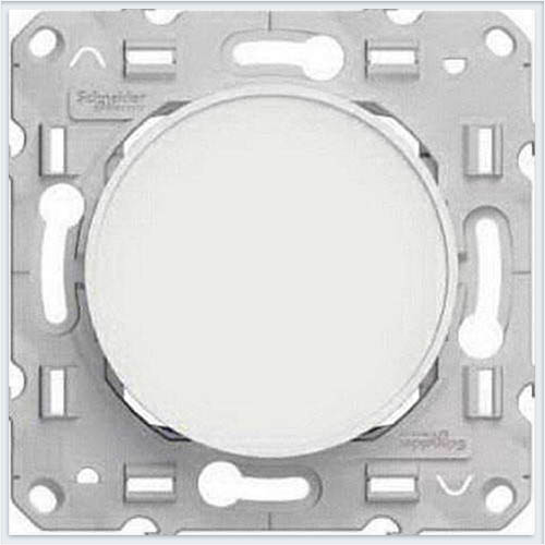 Заглушка Белый Schneider-Electric Коллекция Odace арт. S52R666