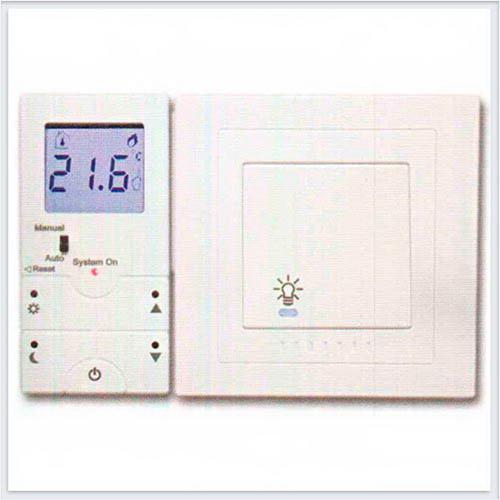 Сенсорный терморегулятор Frontier TL-286-1С