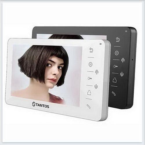 Домофоны и видеонаблюдение - Домофоны с кнопочным управлением - Tantos Amelie - SD