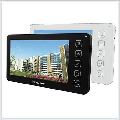 Домофоны и видеонаблюдение - Домофоны с кнопочным управлением - Tantos Prime +