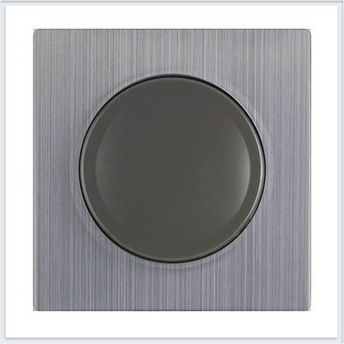 Werkel WL02-DM-CP Накладка для диммера глянцевый никель