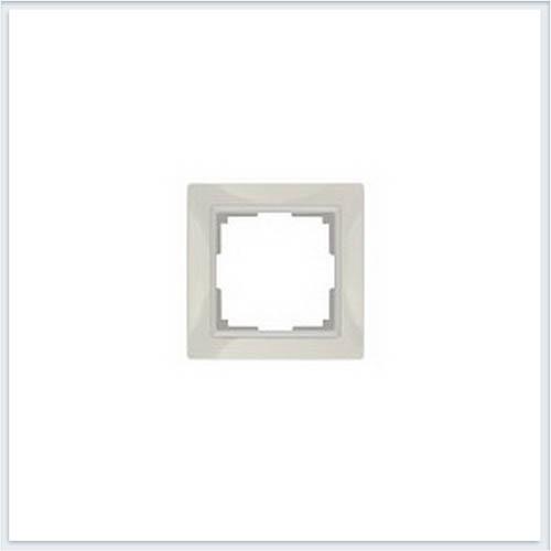 Werkel WL03-Frame-01 Рамка на 1 пост слоновая кость, basic