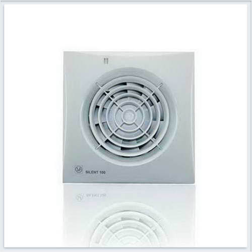 Вентилятор накладной Silent-100 CRZ Silver
