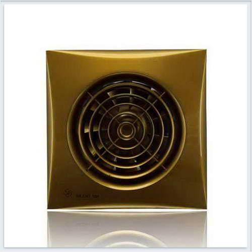 Вентилятор накладной Silent-100 CZ Gold