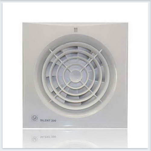 Вентилятор накладной Silent-200 CHZ