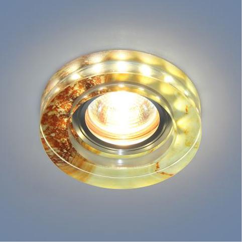 Точечный светильник со светодиодами Elektrostandard