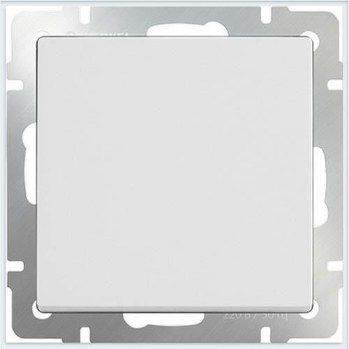 Werkel WL01-70-11 Заглушка белый