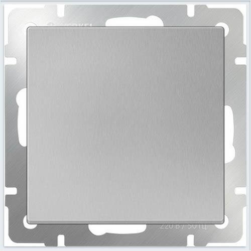 Werkel WL06-70-11 Заглушка серебряный