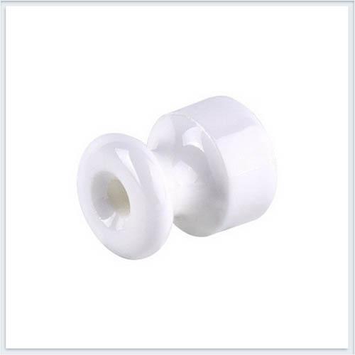 Werkel WL18-17-01 Комплект изоляторов с крепежом 10 шт. белый Ретро