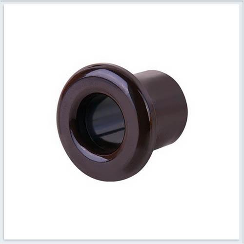 Werkel WL18-18-01 Втулка для вывода кабеля из стены 2 шт. коричневый Ретро