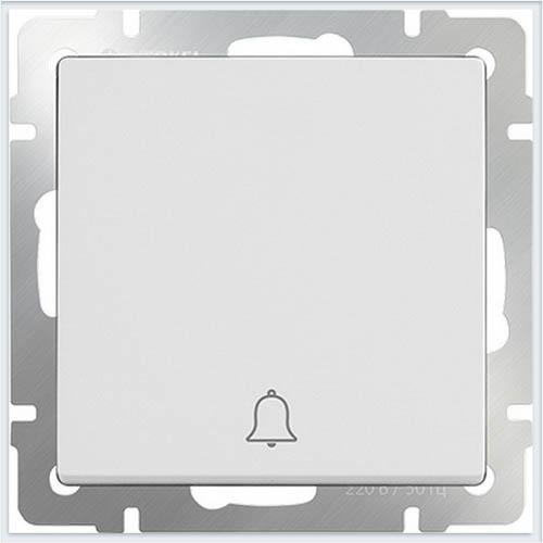 Werkel WL01-04-01 Кнопка звонка белый
