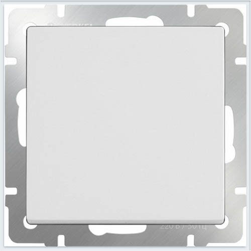 Werkel WL01-16-01 Вывод кабеля белый