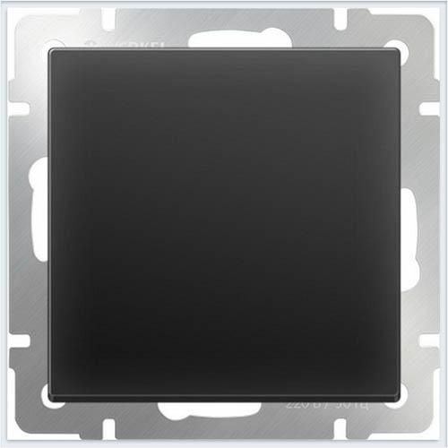 Werkel WL08-16-01/Вывод кабеля черный матовый