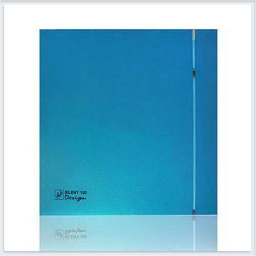 Soler Palau Тихий накладной вентилятор SILENT-100 CZ BLUE DESIGN-4C Вентилятор