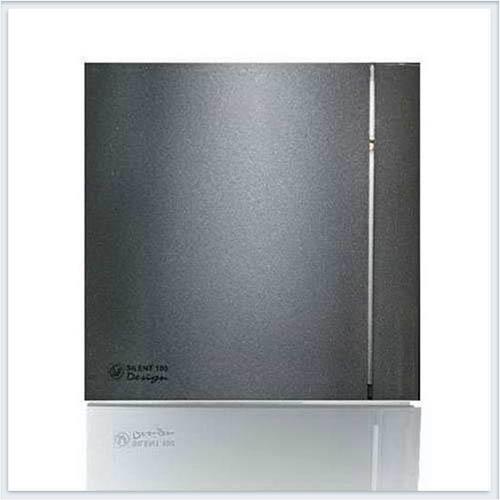 Soler Palau Тихий накладной вентилятор SILENT-200 CZ GREY DESIGN-4C Вентилятор